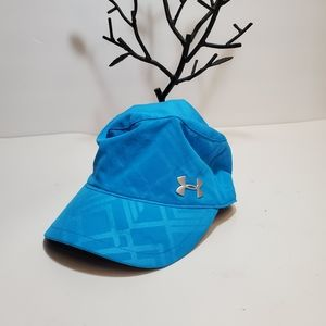 UNDER ARMOUR Womens Turquoise Light Weight Cap